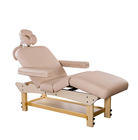 Non-electric massage bed